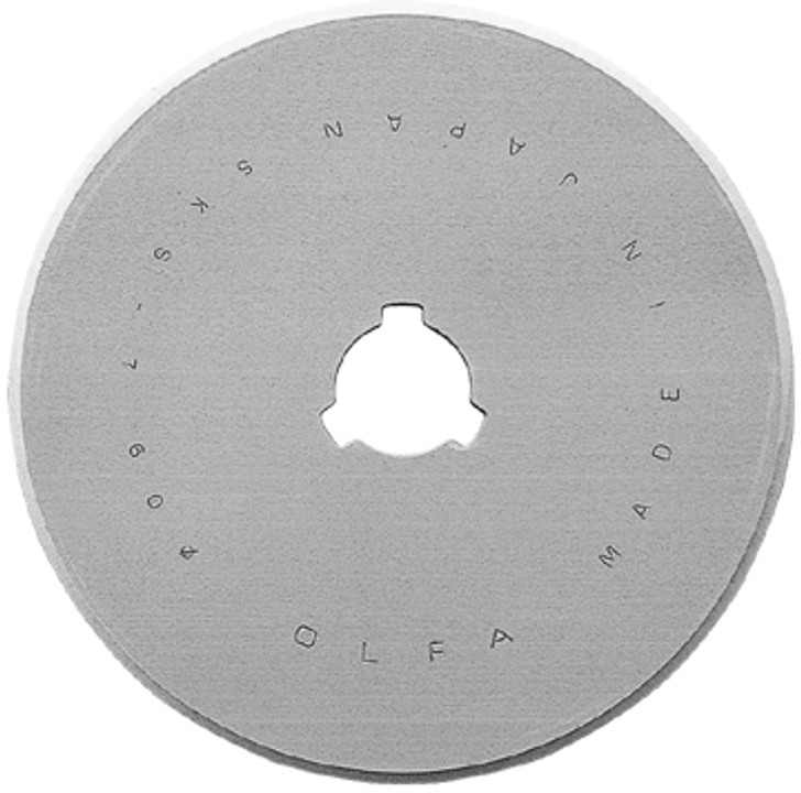 60mm Rotary Blades - Pkg. of 5