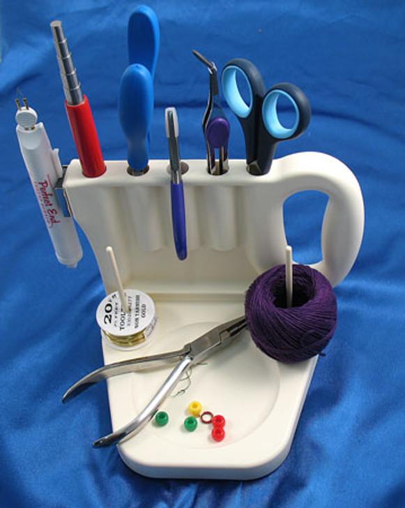 Grabbit® Jewelry & Beading Tool Caddy™