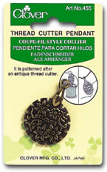Clover Thread Pendant Cutter