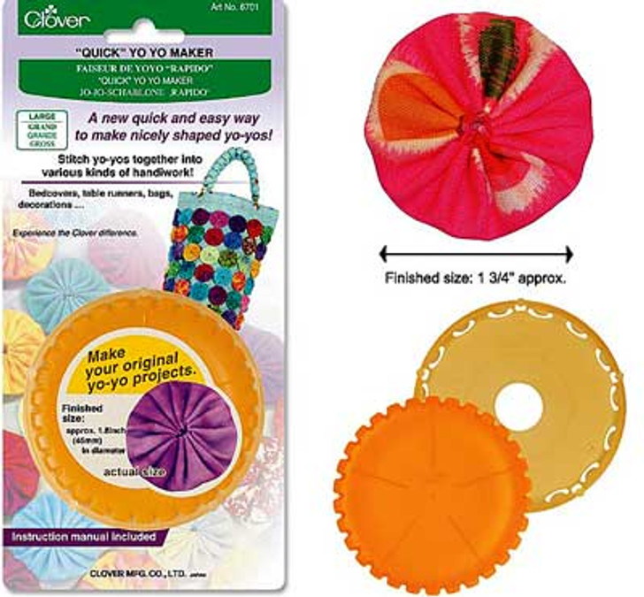 Clover Quick Yo-Yo Maker (45mm)