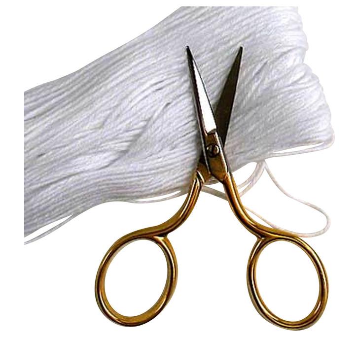 """2.5"""" Short Stuff European Scissor"""