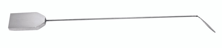 5.25 inch extra long serger needle threader for those hard to reach needles. Fits most of your serger needles.