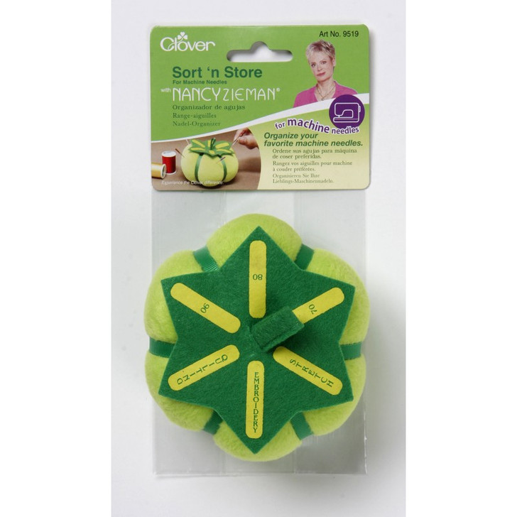 Clover Sort and Store for Machine Needles