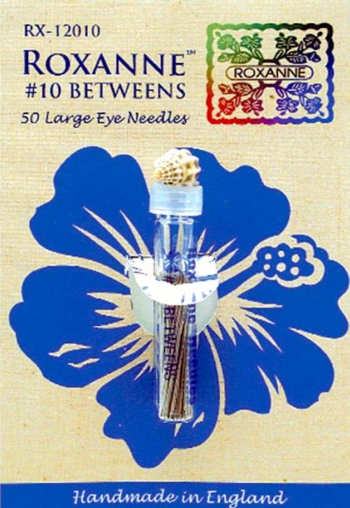 #10 Betweens Large Eye Needles