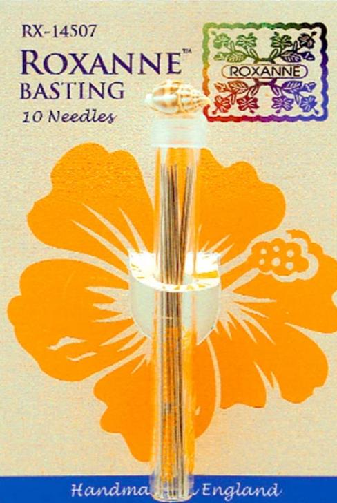 10 Basting Needles