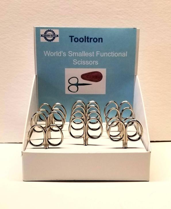 World's Smallest Functional Scissors