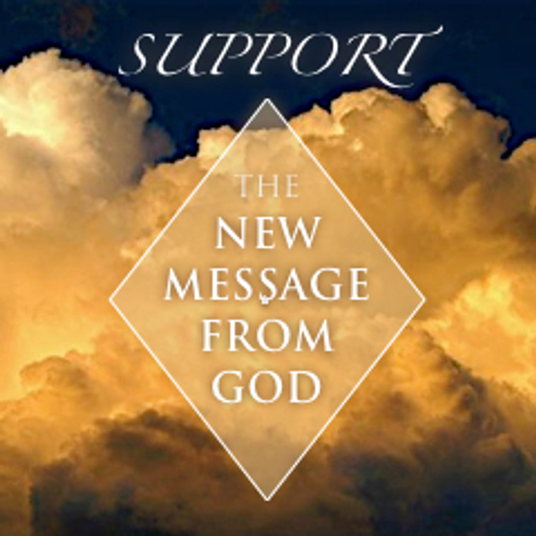 A Pillar of the New Message - Give Monthly $300