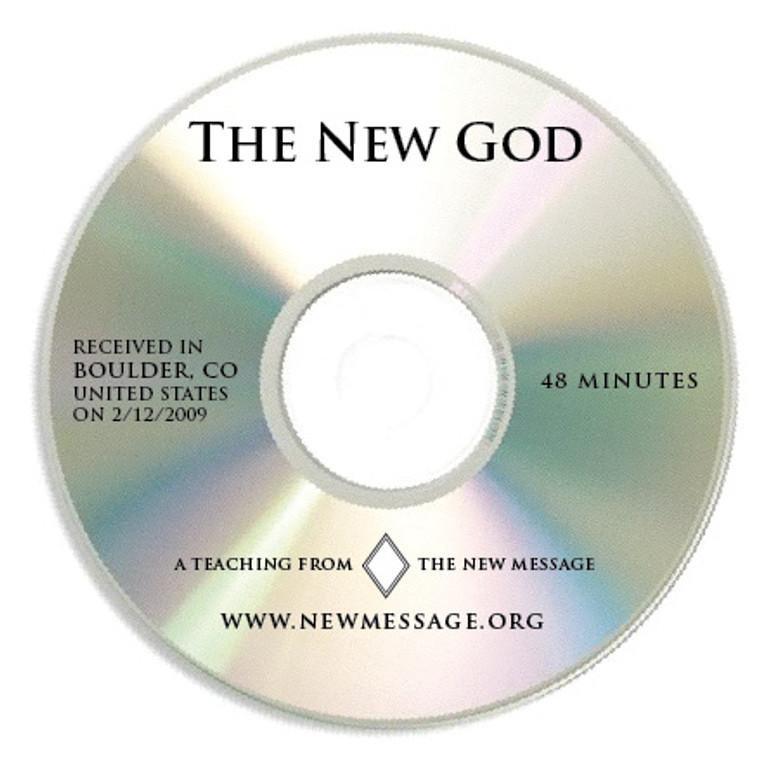 The New God CD