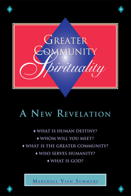 Greater Community Spirituality - (English ebook)