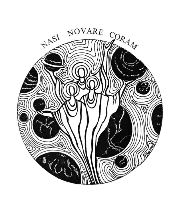 Step 296 - Nasi Novare Coram - 11x14 (frame-able art)