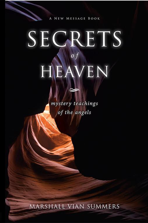 Secrets of Heaven - (English Print Book)