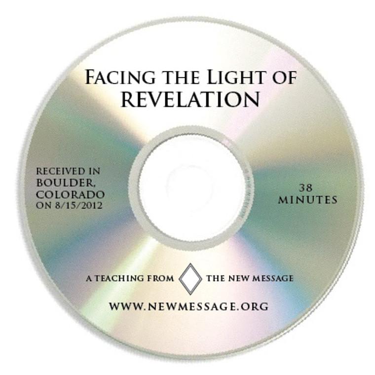 Facing the Light of Revelation - CD