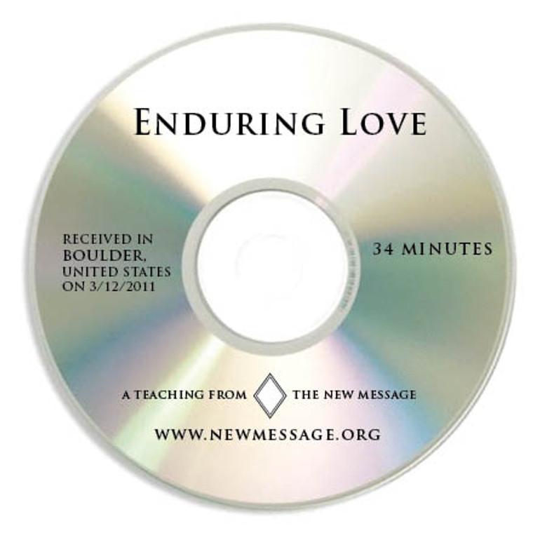 Enduring Love - CD