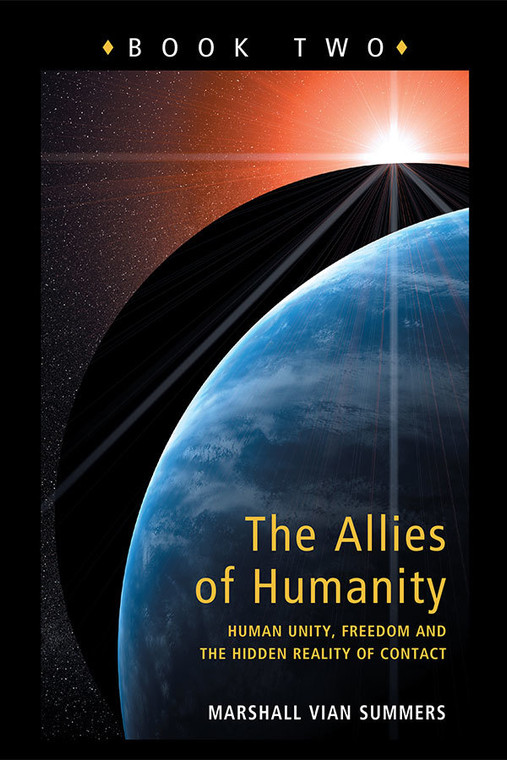 The Allies of Humanity: Book Two - (English Print book)
