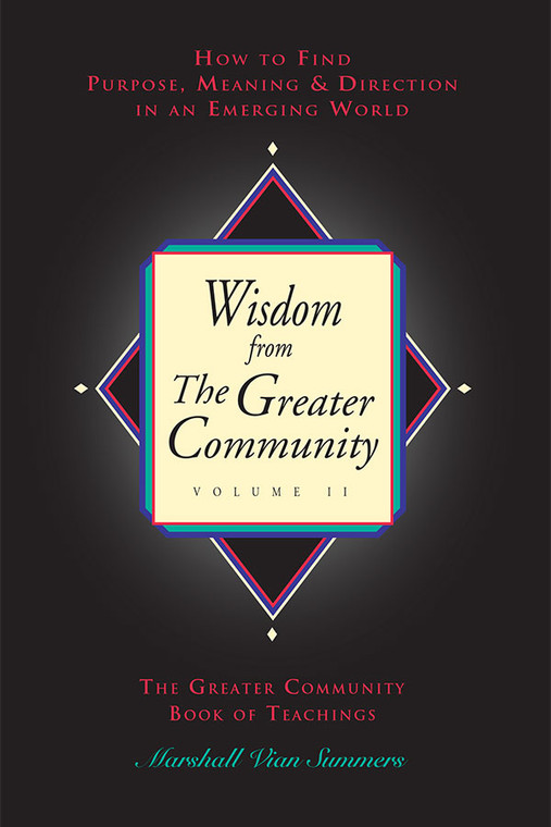 Wisdom from the Greater Community: Volume 2  - (English ebook)