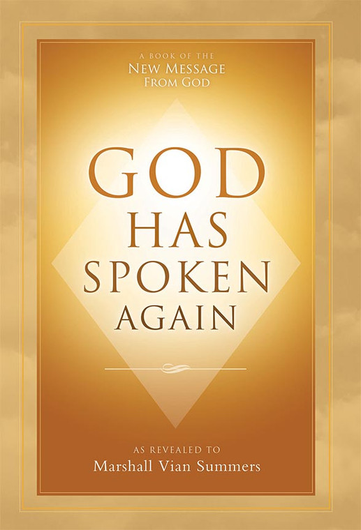 'God Has Spoken Again' Cover