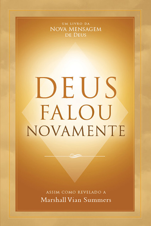 Deus Falou Novamente  (God Has Spoken Again - Portuguese Ebook)