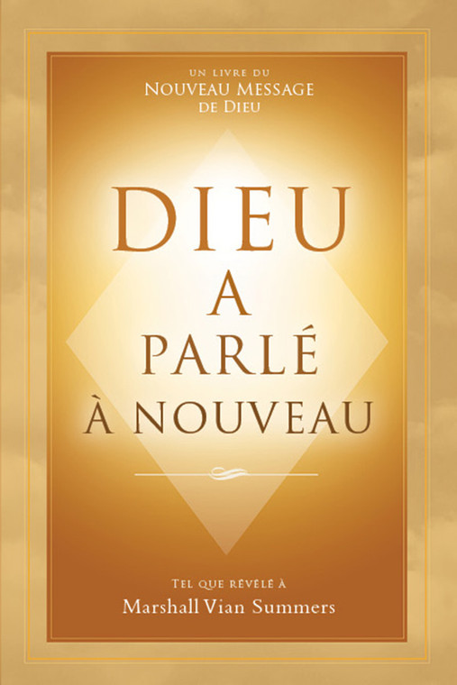 Dieu a Parlé à Nouveau (God Has Spoken Again - French Print Book)