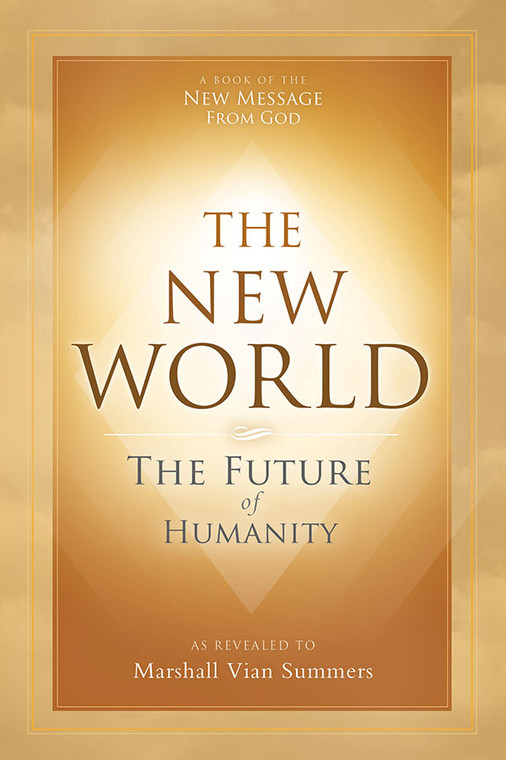 The New World - (English Print Book)