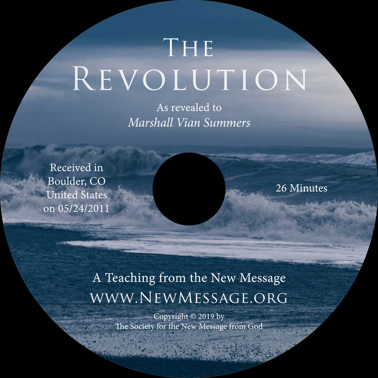 The Revolution CD