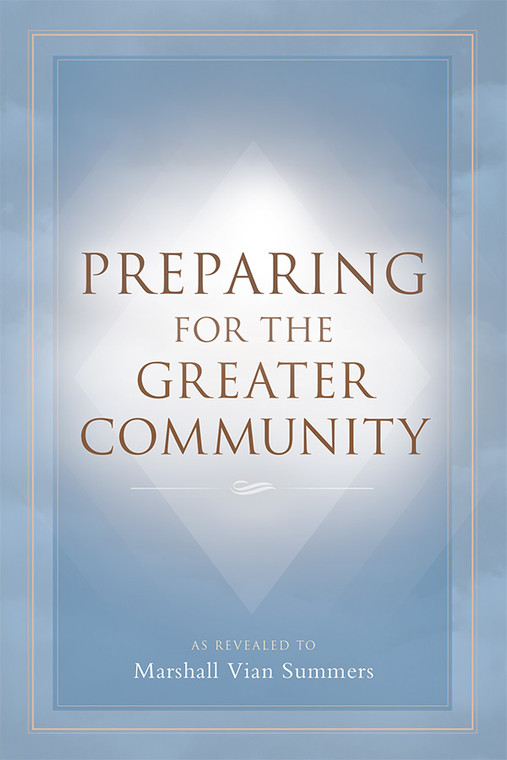 Preparing for The Greater Community (Print book)