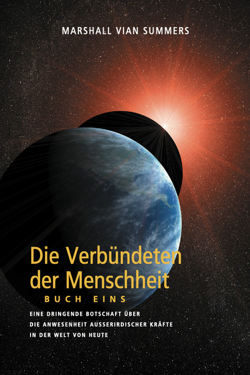 DIE VERBÜNDETEN DER MENSCHHEIT (The Allies of Humanity I - German Print Book)