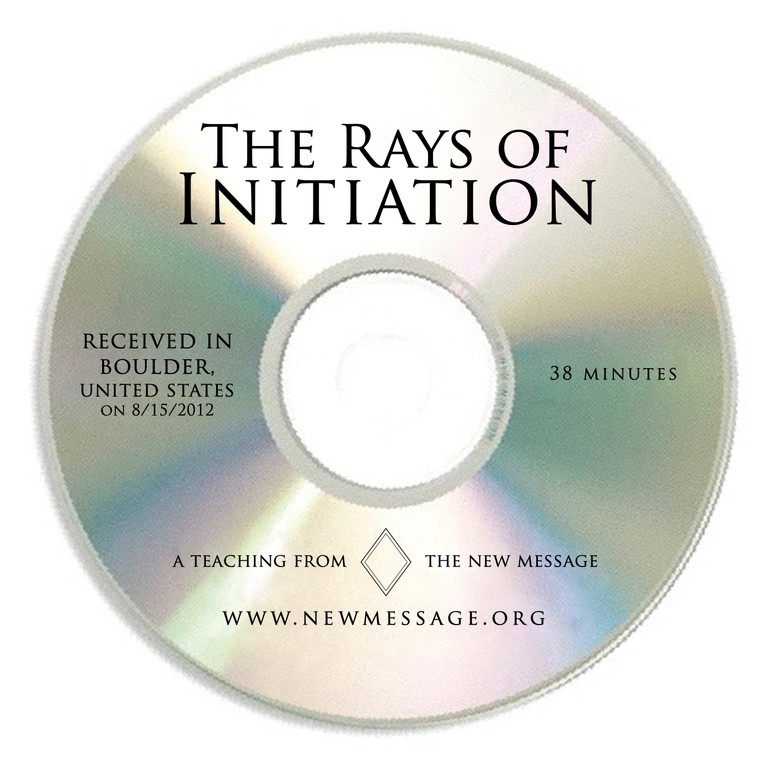 The Rays of Initiation