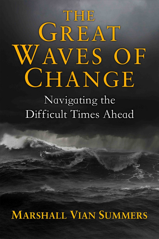 The Great Waves of Change: Navigating the Difficult Times Ahead - (English Print Book)