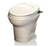 Thetford Aqua-Magic V, Hand-Flush, High Profile/Parchment 31668