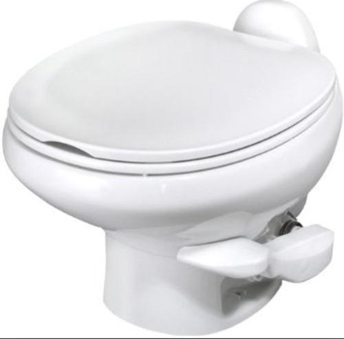 Thetford Aqua-Magic Style II, Low Profile/White, W/O Water Sprayer 42059