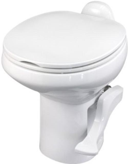 Thetford Aqua-Magic Style II, High Profile/White, W/O Water Sprayer 42058