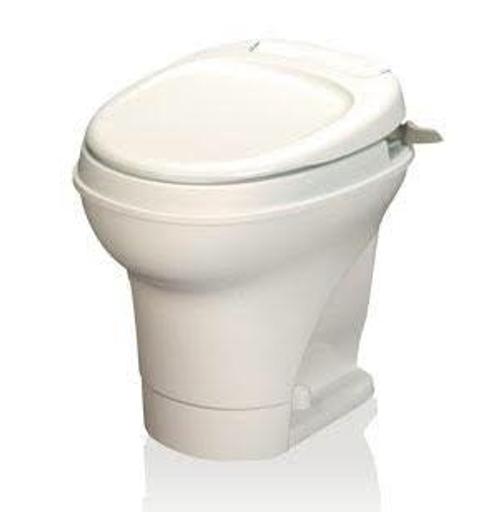 Thetford Aqua-Magic V, Hand-Flush, High Profile/White 31667