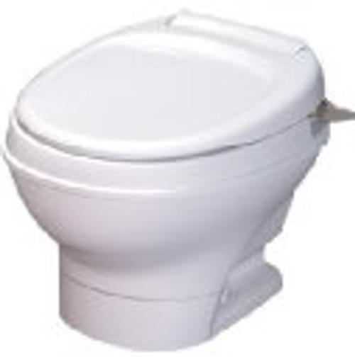 Thetford Aqua-Magic V, Hand-Flush, Low Profile/White 31646