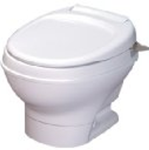 Thetford Aqua-Magic V, Hand-Flush, Low Profile/White 31646