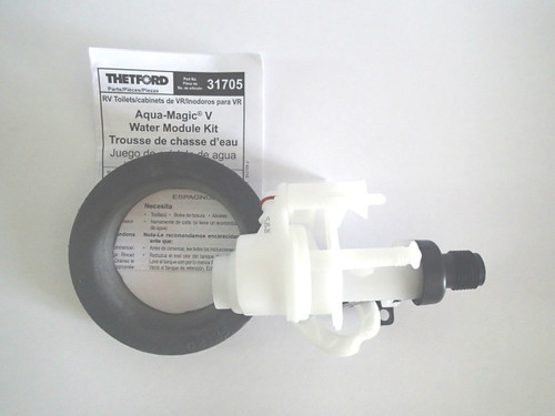 Thetford Water Valve 31705 for the AMV or Aqua Magic 5/ V