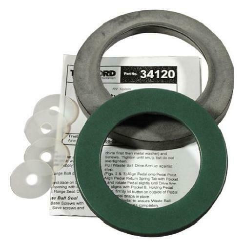 Thetford Waste Ball Seal 34120 (for Aqua Magic Style Lite, Style Plus, Style II, Residence)