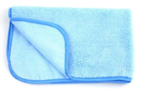 Blue Edge Buffing Towel, 16 inch  X 24 inch