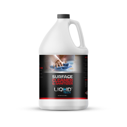 Surface Cleaner and Sanitizer with Active Defense Antibacterial