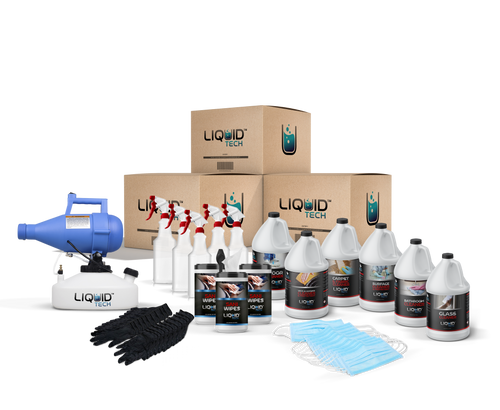 COVID Cleaning & Disinfection Advanced Kit