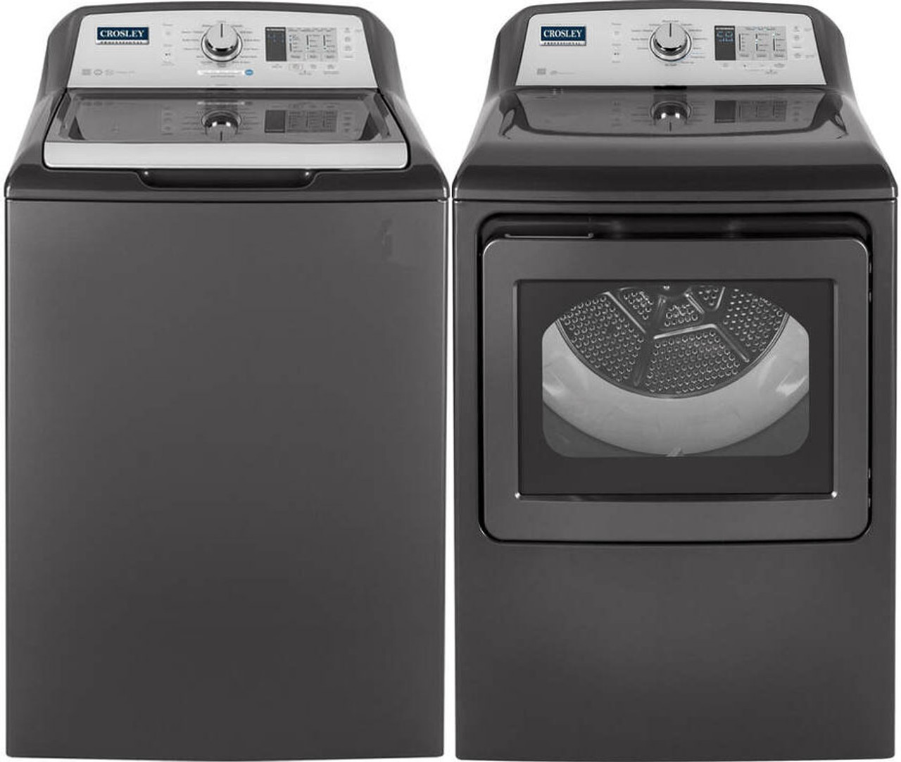 Crosley Professional 4 5 Washer Dryer For Sale Or Rent At Bargain Center Serving Southeatern Kansas Northeastern Oklahoma And Northwest Arkansas