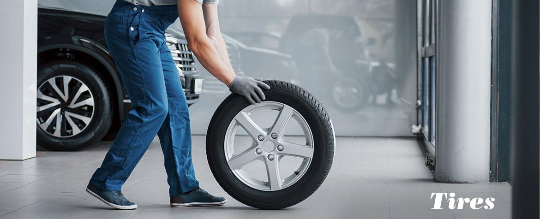 Tires Banner