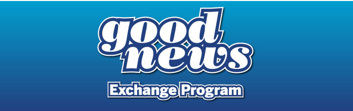 Bargain Centers Good News Exchange Program