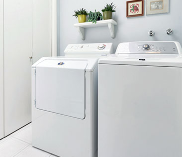 Click here to shop washer and dryer sets.