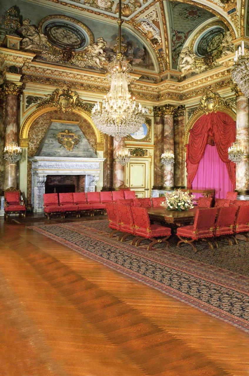 Royal Salon Backdrop Photo Pie