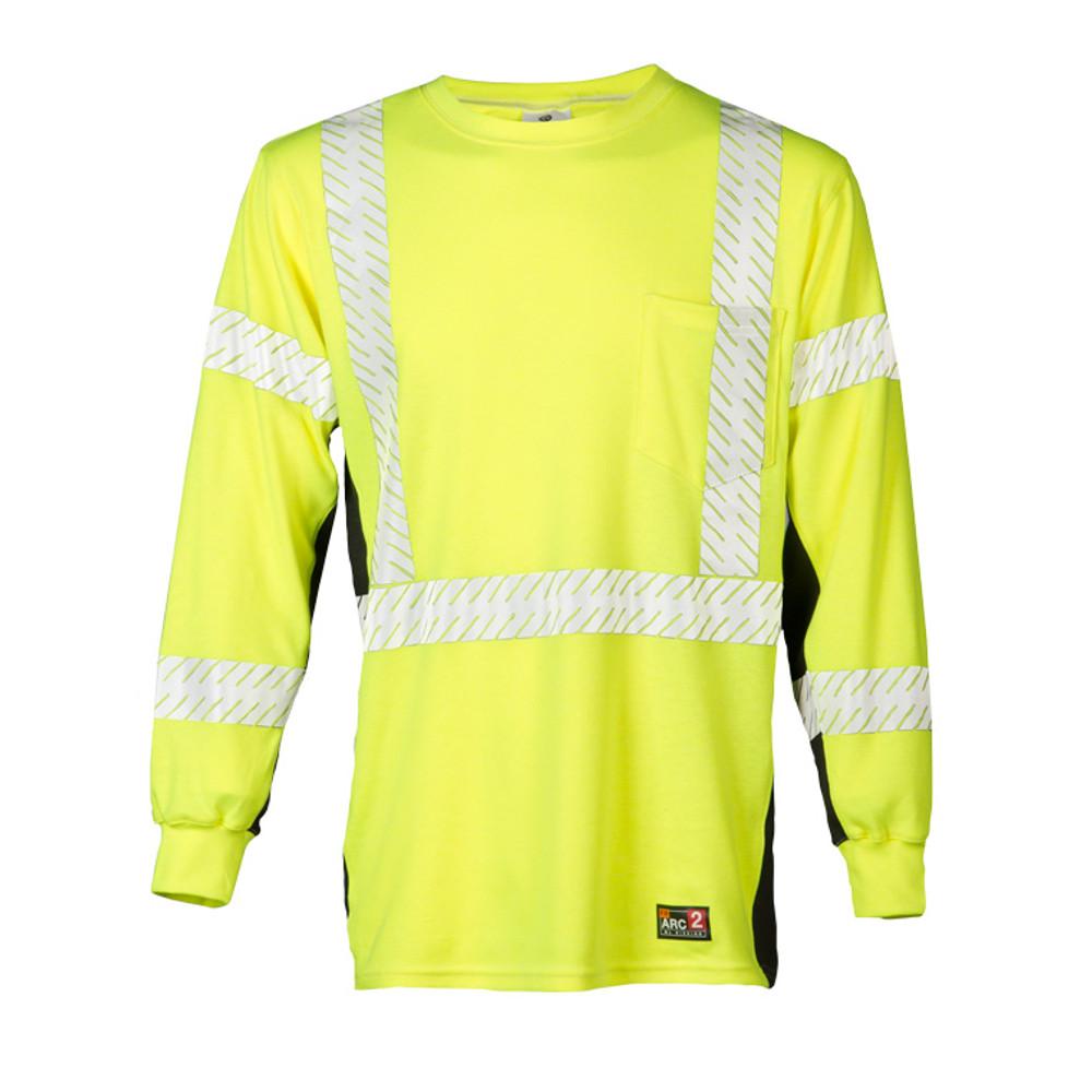 ML Kishigo FR Long Sleeve T-Shirt