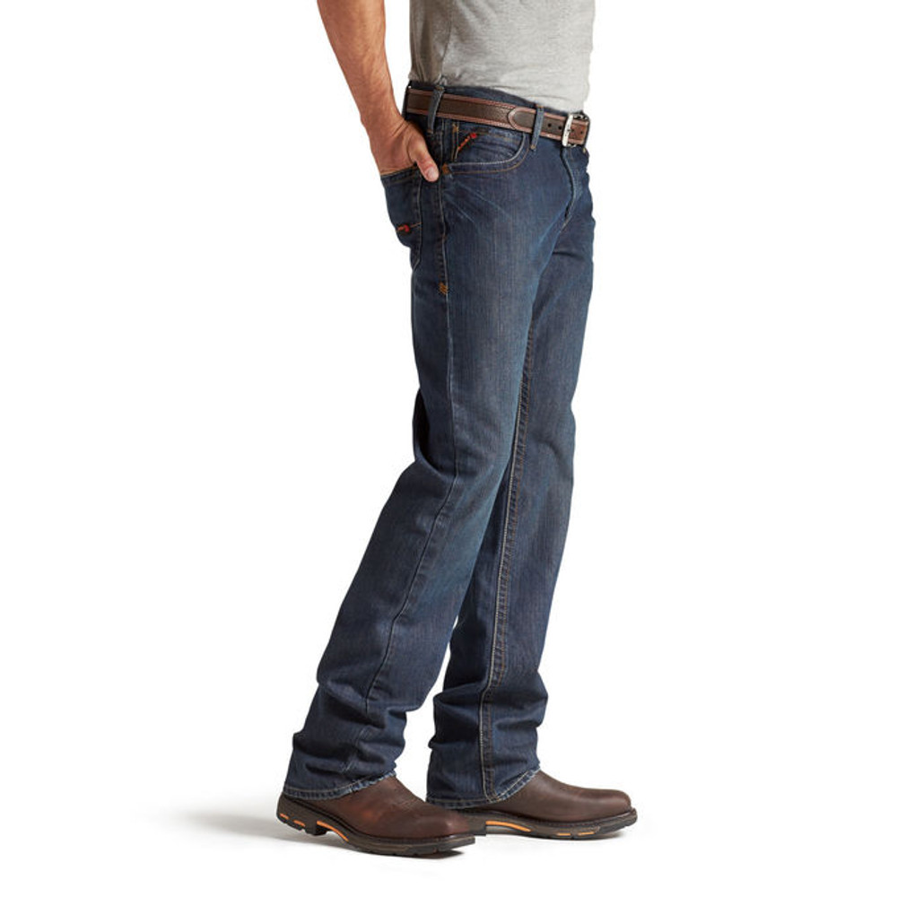 Ariat FR M4 Low Rise Boot Cut - Shale