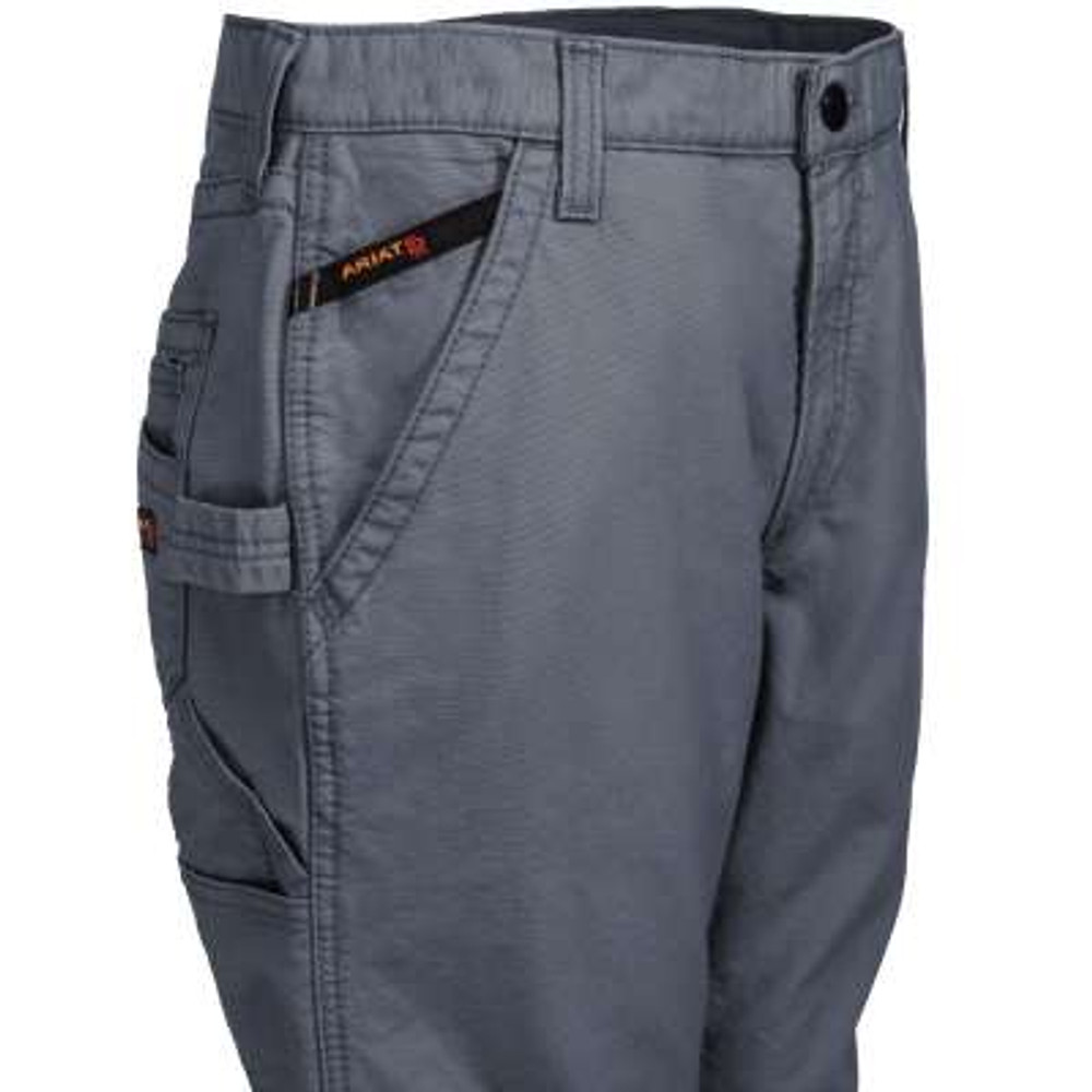 Ariat FR M4 Workhorse Pant - Charcoal