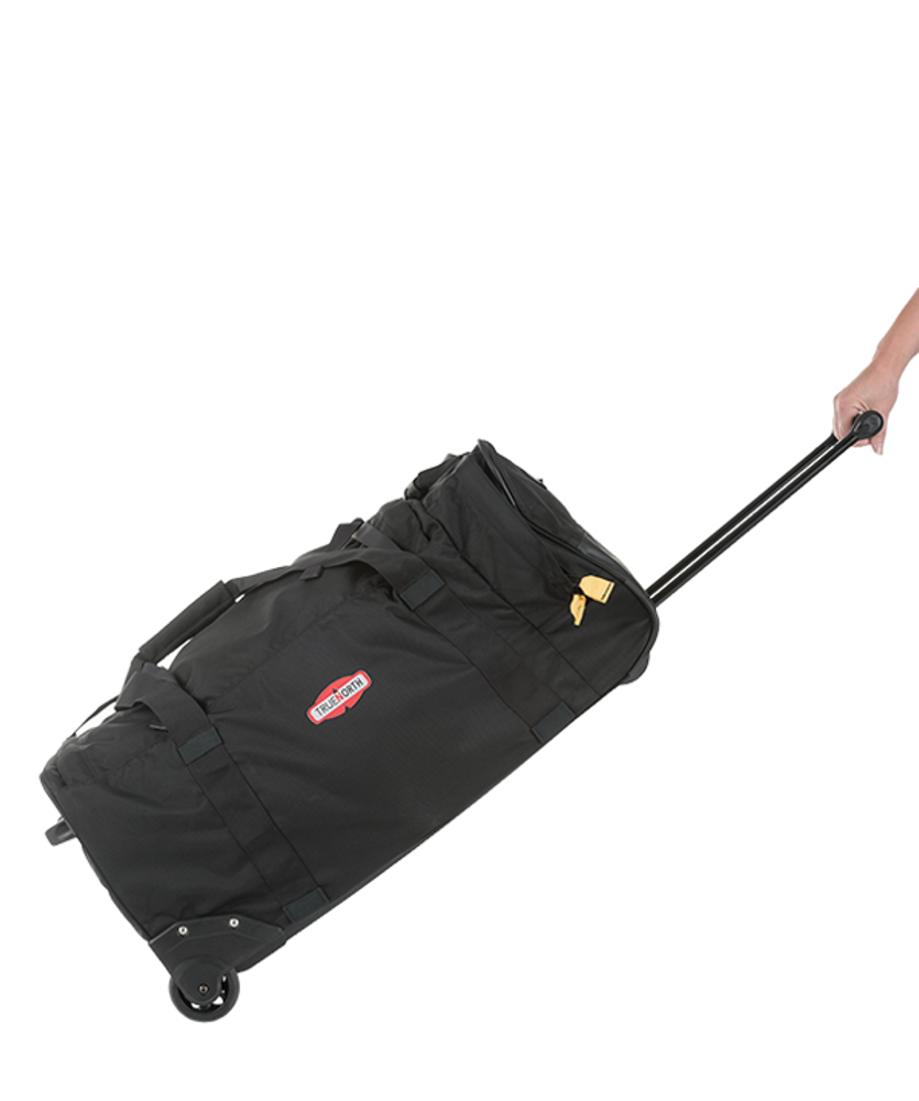 "Dragon Wear ""Beast"" Rolling Duffel"