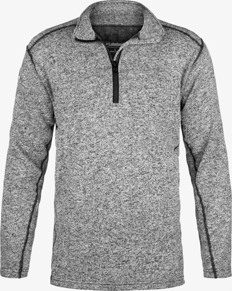 Lakeland High Performance FR Sweater-Knit Quarter Zip