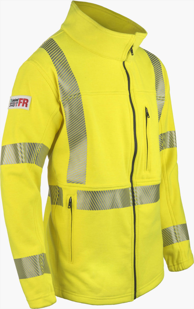 High Performance Hi-Vis FR Jacket and Free Neck Tube (limited time)